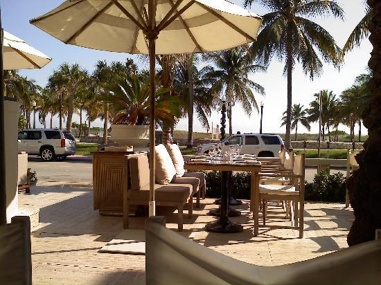 The Tides South Beach: Breakfast