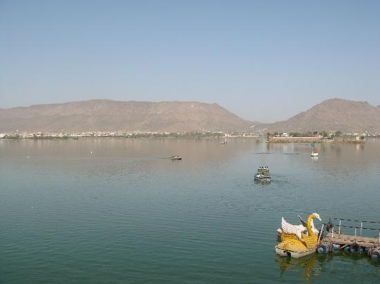 Ajmer, India: Anna Sagar Lake