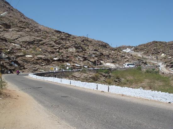 Ajmer, India: way to Pushkar