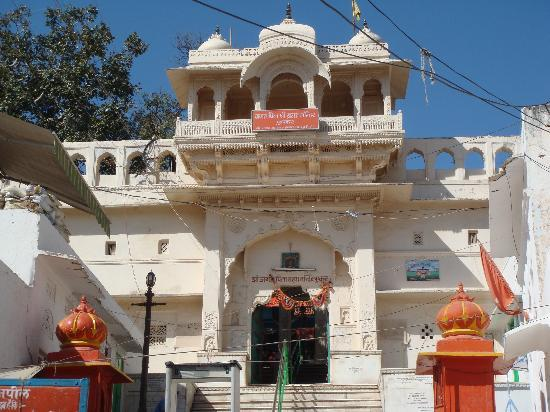 Ajmer, India: Brahma Temple at Pushkar