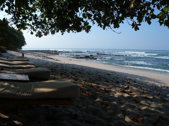 Florblanca Resort: afew steps to the beach