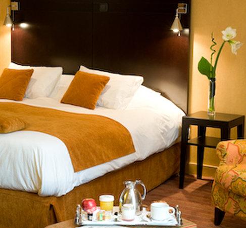 Mercure Bordeaux Chateau Chartrons Hotel : Chambre Standard