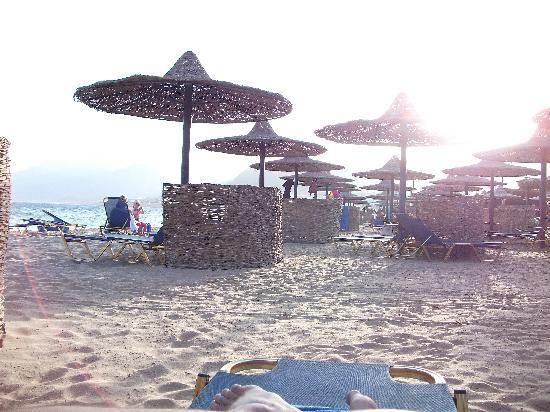 Jaz Dahabeya: a beach-lounger's perspective