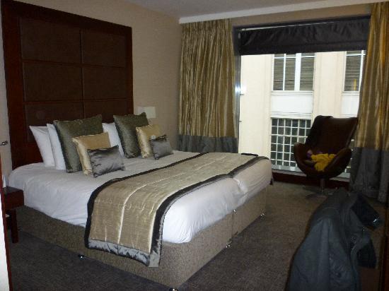 Grange St. Paul's Hotel: bedroom
