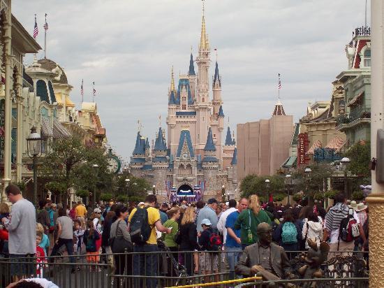 Magic Kingdom: Imponente Castllo