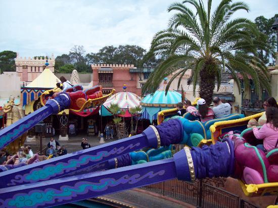 Magic Kingdom: Magic Carpets
