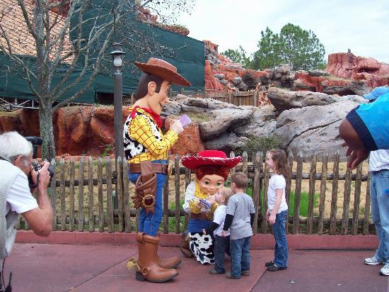 Magic Kingdom: Toy Story