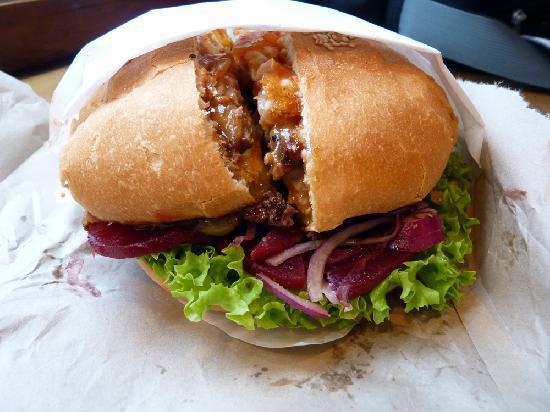 Fergburger: The burger unwrapped