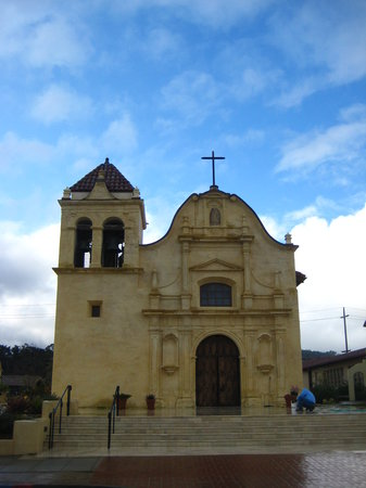 Monterey-Carmel Spanish History Tour