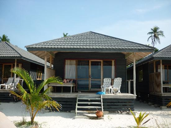 Kuredu Island Resort & Spa: Beach Villa O 317