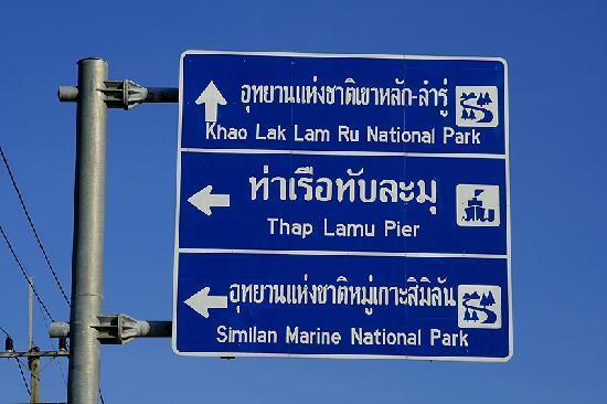 Phang Nga, Tailandia: Similan Island