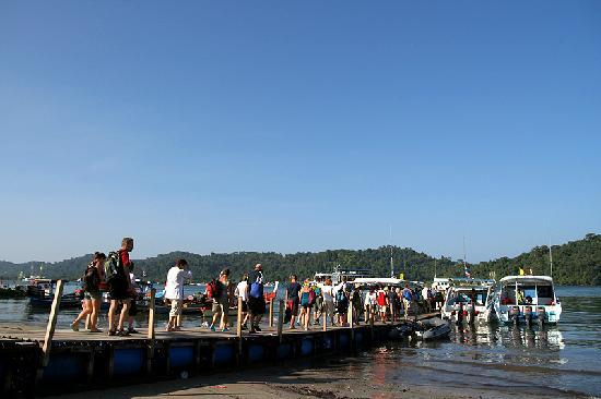 Similan Islands: Similan Island
