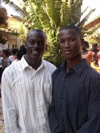 Dakar, Senegal: Gambia