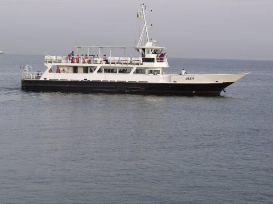 Dakar, Senegal: Goree Island, Boat