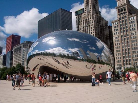 Millennium Park: Chicago is awesome!