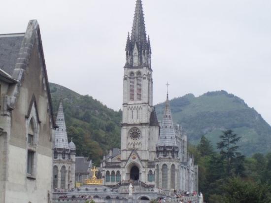 Bilde fra Sanctuaire Notre Dame de Lourdes