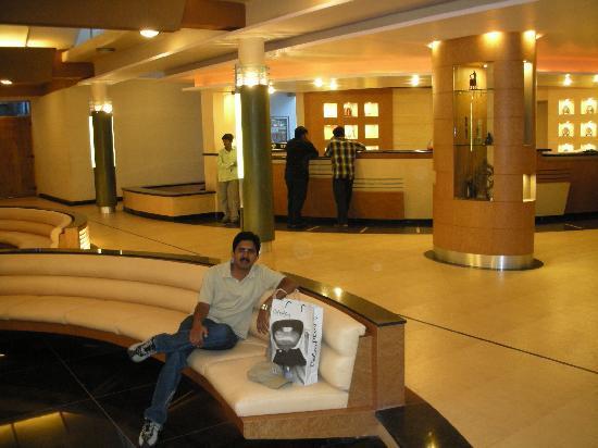 Hotel Malligi: At the Lobby