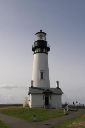 Yaquina Head Outstanding Natural Area: Yaquina Head Light House, tallest light house on the Oregon Coast