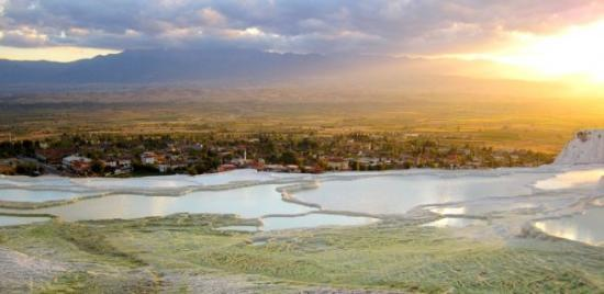 Pamukkale Thermal Pools: Hot springs of Pamukkale