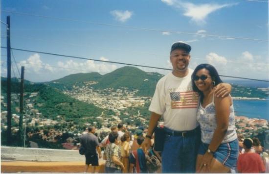 St. John's, Antigua: St Thomas....USVI
