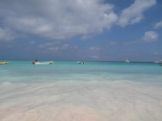 Secrets Royal Beach Punta Cana: rica playa