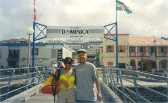 Dominica British Virgin Island