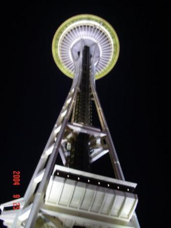 Very symbolic. Space Needle - Seattle.