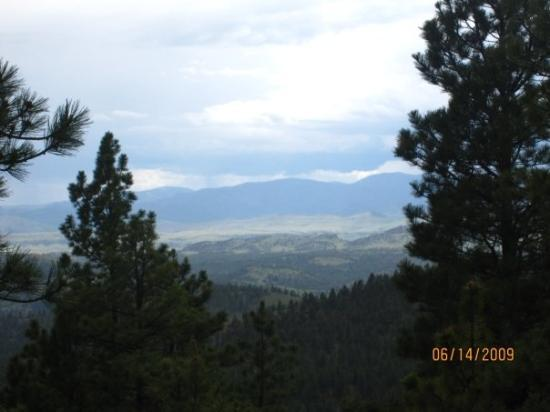 Craig, MT: the view from our back porch when we build our cabin in Montana