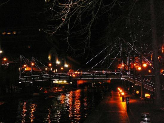 Birmingham v podvečer
