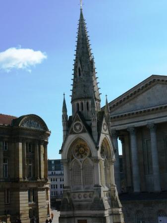 Birmingham, UK: Chamberlain square