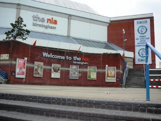 National indoor arena Birmingham