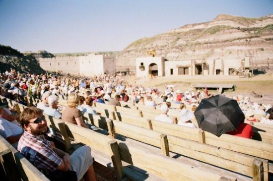 Drumheller, Canada: There's Jesus 2005 in the lower lefthand corner, (otherwise known as my husband.)
