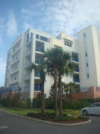 New Smyrna Beach, FL: 4th condo up on this end.