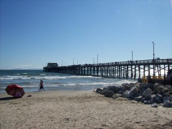 Newport Beach, CA: The pier
