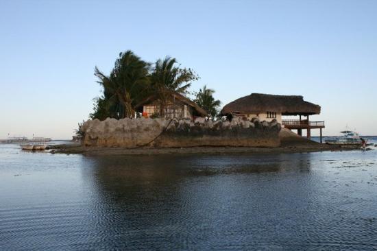 Mactan Island, Filippinene: Lilla bröllopsparadiset