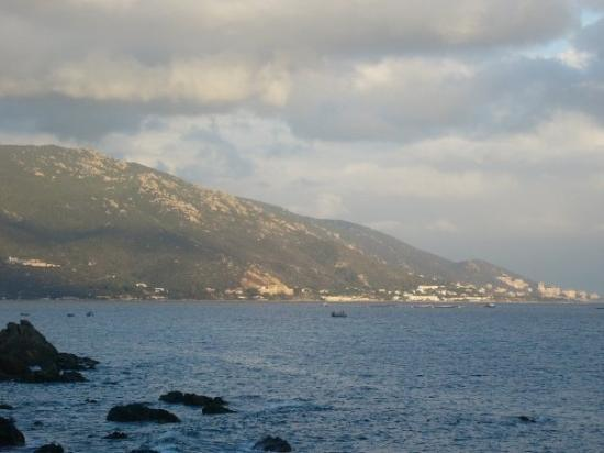 Ajaccio, Frankrike: View from Les Sanguinaires
