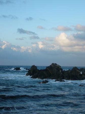 Ajaccio, Frankrike: Les Sanguinaires