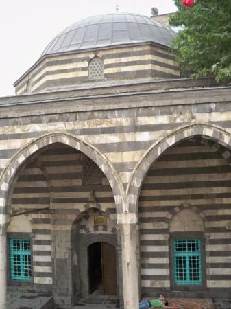 Diyarbakir, Turkey: One of the old mosques