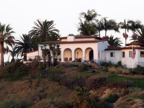 Ole Hanson's House When Ole Hanson planned the development of San Clemente in 1925, he intended