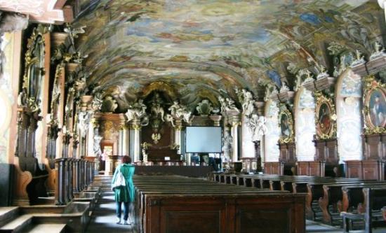 Wroclaw University: Parecía una iglesia pero era parte de la universidad