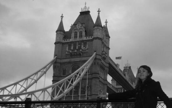 Tower Bridge  Taken by Efrén (Nov 2008)