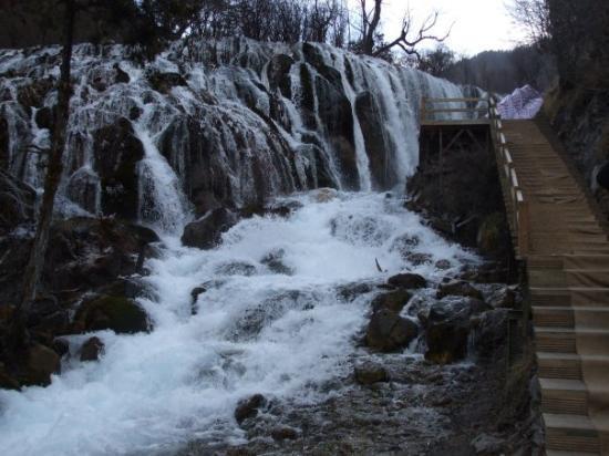 Bilde fra Jiuzhaigou County