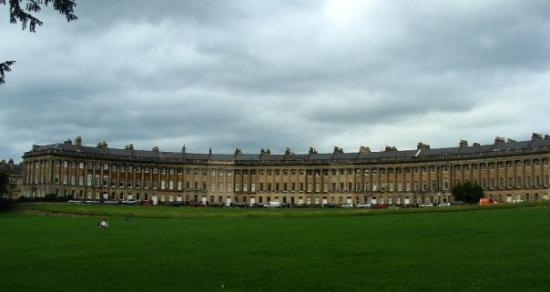 Bath, UK: The Crescent