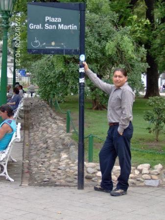 Cordoba, Argentina: Lenin Caceres Thamina