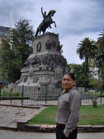 Bilde fra Cordoba