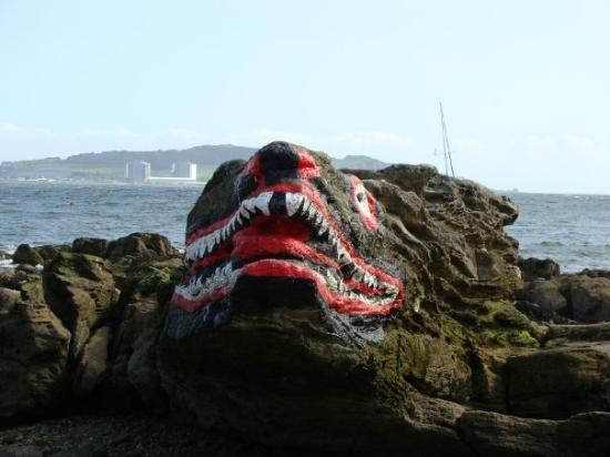 Great Cumbrae, UK: Crocodile Rock
