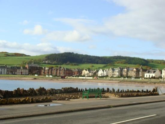 Great Cumbrae, UK: View