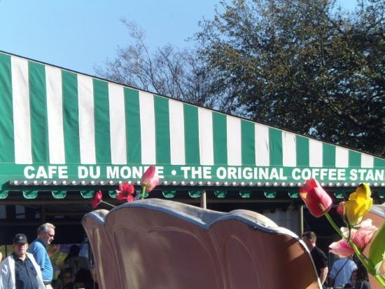 Bilde fra Cafe Du Monde