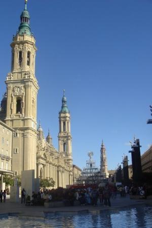 Zaragoza, Spania: Basílica del Pilar