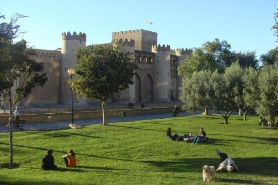 Zaragoza, Spania: La Aljafería (1)
